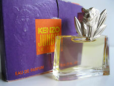 KENZO JUNGLE le TIGRE EAU DE PARFUM MINIATURE IN SCATOLA! molto rara!
