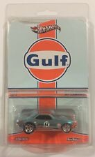Hot Wheels 2015 RLC Gulf Racing '67 Camaro #4201/4500 - Chevy - Super Fast Ship