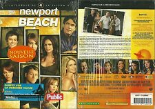 NEWPORT BEACH -L' INTEGRALE DE LA SAISON 4 ( COFFRET 5 DVD ) COMME NEUF LIKE NEW
