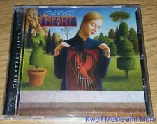"HEART  ""Greatest Hits""    NEW  (CD, 1998)"