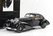 1938 Mercedes-Benz 540K Autobahnkurier Kurier black schwarz 1:18 diecast