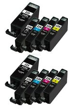 10P PGI-225 CLI-226 Ink for Canon PIXMA MG6120 MG6220 MG8120 MG8220 Printer