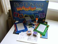PICTIONARY MANIA .... The Game Of Drawing, Directing & Doing!