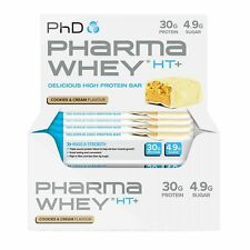 PhD Pharma Whey HT+ Bar - Cookies & Cream