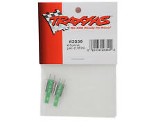 Traxxas AM 27mhz #5 Crystal Set Green Crystals Channel 5  27.195 TRA2035