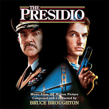 'THE PRESIDIO' BRUCE BROUGHTON SOLD OUT INTRADA MOVIE SOUNDTRACK CD SP ED VOL298