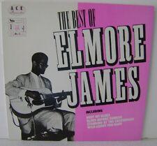 """Elmore James The Best Off LP 12"""" Vinyl UK Import Ace Records CH31"""