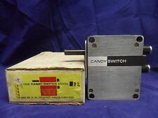 New Candy/ Switch FD2 Fully Adjustable Rotating Cam Limit Switch NIB