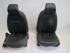 FULL SET OF BLACK LEATHER SEATS 99 00 01 02 03 04 05 06 07 08 Saab 9-5 R218790