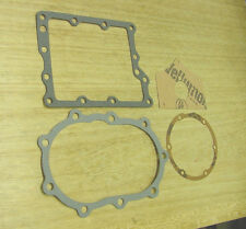 HARLEY SHOVELHEAD 4 SPEED TRANSMISSION SIDE COVER & RATCHET TOP 4 GASKETS 66-E79