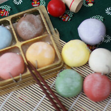 New Licensed Squishy Scented Squeeze Japan Wagashi Daifuku Mochi Stretchy 1PCS