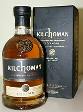 KILCHOMAN LOCH GORM 46% 2010 bottled 2015 ISLAY Single Malt sherry cask NEU