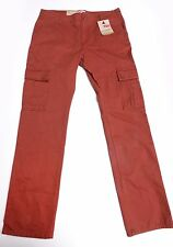 LEVI'S Boys Slim Cargo PANTS Size12 Regular 26 x 27  Kids Jeans NWT NEW
