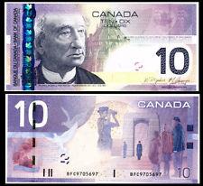 Canada 10 Dollars, 2005/2008, P-102Ad, UNC