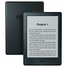 "Amazon All-New Kindle E-Reader, 6"" Glare-Free Touchscreen Display, Wi-Fi (Black)"