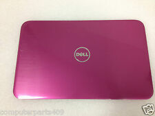 DELL Inspiron 15R Switch By Design Studio Lotus Pink Lid (03) P/N V3N56