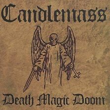 Death Magic Doom by Candlemass (CD, Nuclear Blas…