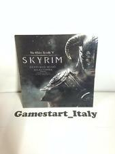 SKYRIM FEATURED MUSIC SELECTIONS CD NO GAME NEW NUOVO