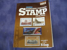 Scott Standard Postage Stamp Catalogue 2012 Volume4 Countries Of The World N-Sam