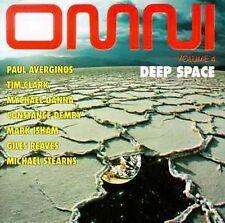 OMNI Vol 4 CD Constance Demby MYCHAEL DANNA Michael Stearns TIM CLARK Mark Isham