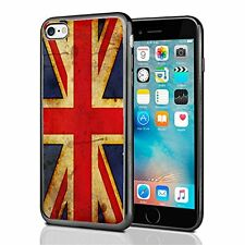 British Flag Union Jack Grunge For Iphone 7 Case Cover By Atomic Market