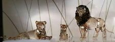 SWAROVSKI SCS 2016 Lion Akili+Lion Mother+Lion Cub (5135894+5135895+5135896)
