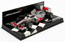 Minichamps 1/43 2010 mclaren MP4-25 jenson button