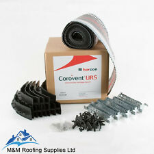COROVENT UNIVERSAL DRY RIDGE SYSTEM 6MTR /BLACK / FREE DELIVERY!!