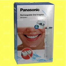 Panasonic EW-DJ40 Rechargeable Oral Irrigator Dental Floss Water Jet Flosser