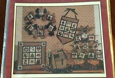 GLORY DAYS Quilt Wallhanging Banner Ornaments Pattern Christmas July 4th