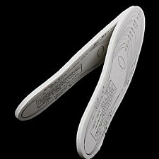 1Pair Memory Foam Shoe Insoles Trainer Foot Care Comfort Pain Relief Cushions
