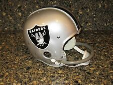FRED BILETNIKOFF Oakland Raiders 1960s RK Custom Football Helmet - Full Size