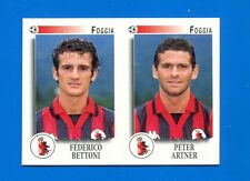CALCIATORI PANINI 1997-98 Figurina-Sticker n. 469 - BETTONI-ARTNER FOGGIA-New