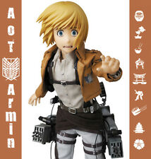 Attack on Titan ~ Armin Arlert RAH Real Action Heroes Limited Figure (US Seller)