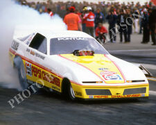 FUNNY CAR PHOTO DON PRUDHOMME DRAG RACING POMONA 1982