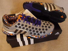 Adidas Mens Barricade Berlin Wall Tennis Running Trainers Shoes Limited Edition