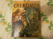 monsters world famous creatures magazines #1-#4