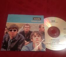 OASIS - MORNING GLORY - PROMO CD - RARE !!!