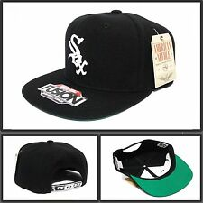 AMERICAN NEEDLE CHICAGO WHITE SOX VINTAGE  TUPAC POETIC BLACK  SNAPBACK HATS CAP