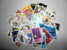 100 DIFFERENT WORLD USED  STAMPS OFF PAPER GENUINE UNPICKED CHARITY KILOWARE WOW