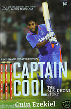 928 Captain Cool: M S Dhoni (Revised and Updated) Dhoni Story By  Ezekiel Gulu 3