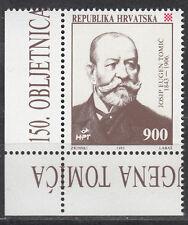 Kroatien / Hrvatska Nr. 259** 150.Geburtstag von Josip Eugen Tomic