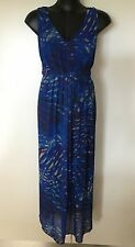 Size 18 Beautiful Blue Autograph Maxi Dress