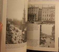 IMAGES OF AMERICA - BOSTON -A CENTURY OF PROGRESS - A.M. SAMMARCO - MASS - BOOK