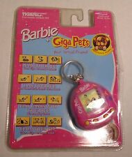"Barbie Giga Pets ""Precious Puppy"" SEALED TIGER Electronic Virtual Pet 1997 NEW"