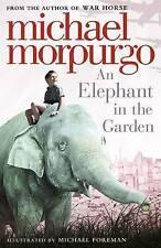 Nouveau-un éléphant dans le jardin-michael morpurgo 9780007339587