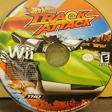 HOT WHEELS: TRACK ATTACK (Wii) USED AND REFURBISHED (DISC ONLY) #10848