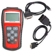 EOBD OBD2 OBDII Car Scanner Diagnostic Live Data Code Reader Check Engine