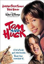 Tom and Huck by Jonathan Taylor Thomas Brad Renfro, Peter Hewit (PG / DVD) NEW