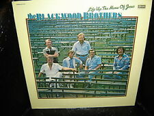 The Blackwood Brothers –  Lift Up The Name of Jesus LP, Sealed Skylite Records